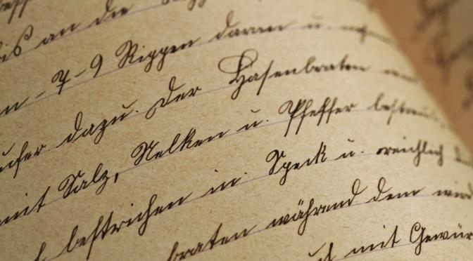 Der Rezensent, frei nach Goethe